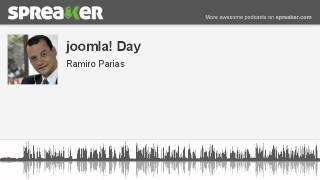 joomla! Day (made with Spreaker)