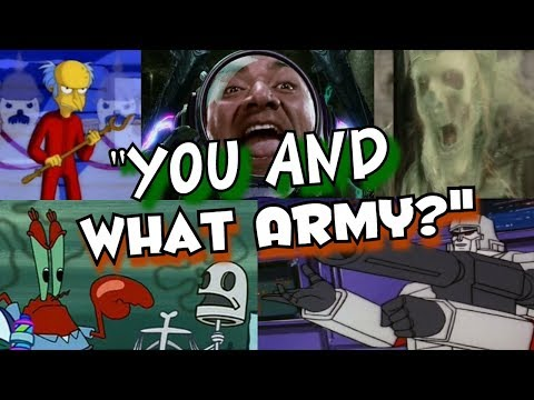 """You And What Army?"" Compilation by AFX"