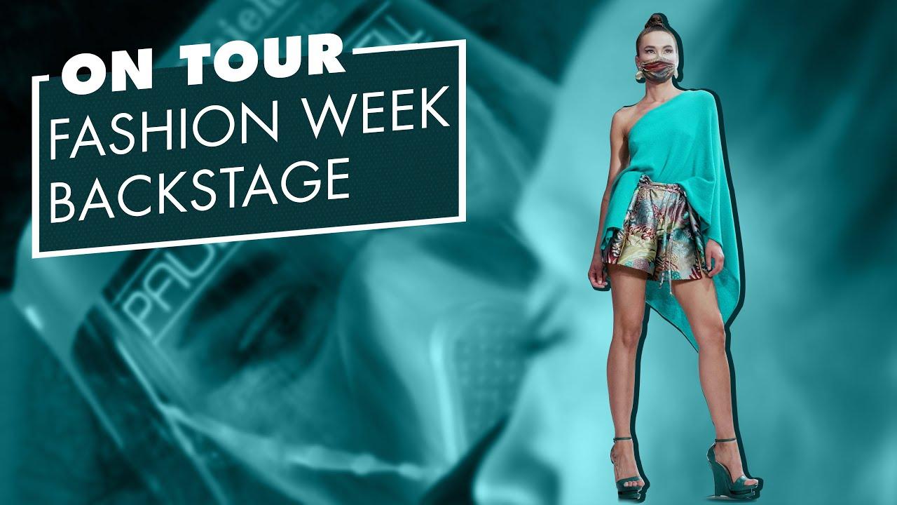 dfm on Tour |  Als Model auf der Berlin Fashion Week #mbfw2020