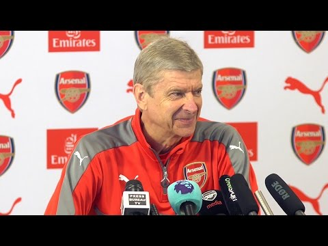 Arsene Wenger Full Pre-Match Press Conference - Arsenal v Leicester