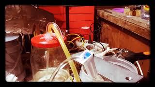 Тест ячейки ч.6 расчет выхода газа hho-3.6 л в час.