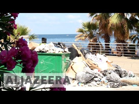 Lebanon rubbish: Doctors warn of major health crisis