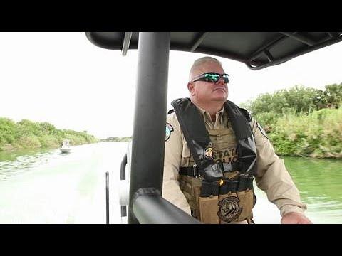 Texas Game Wardens Patrol The Rio Grande