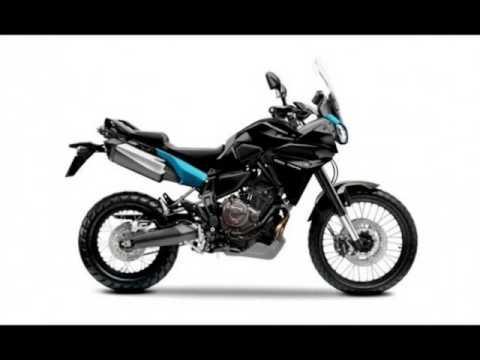 Yamaha mt 07 tenere