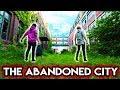 EXPLORING SECRET ABANDONED CITY (200ft ClockTower)