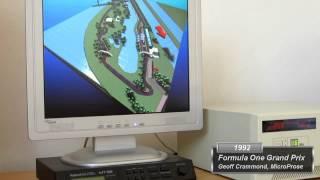 Highscreen 286 - 16 MHz, still alive, MT-32, HD