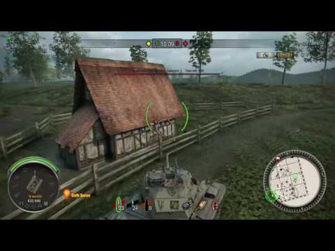Overlord Map World of Tanks Xbox Console