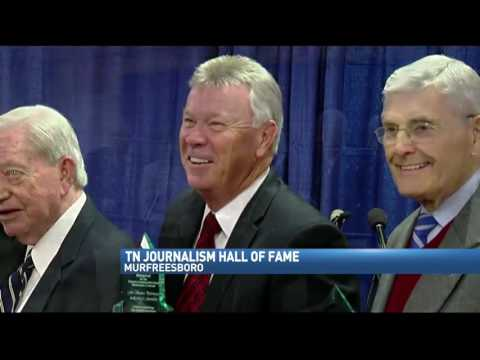 Former Sports Director Darrell Patterson inducted into Tennessee Journalism Hall of Fame