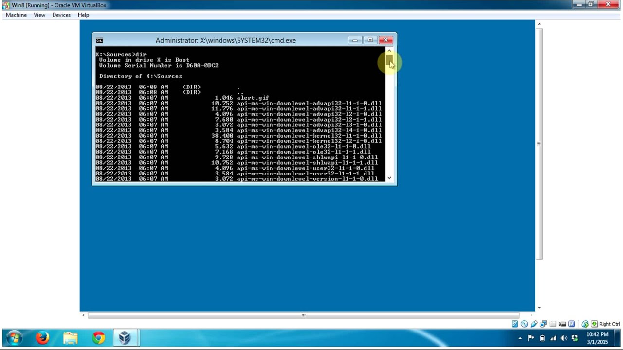 bypass system administrator windows 8