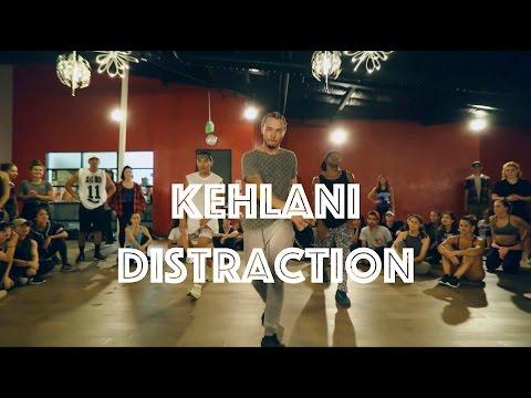 Kehlani - Distraction   Hamilton Evans Choreography