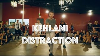 Kehlani - Distraction | Hamilton Evans Choreography