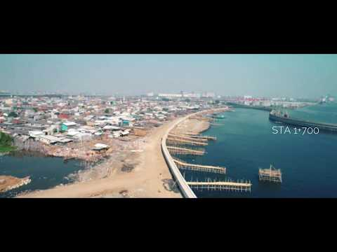 Proyek Pengaman Pantai Jakarta Tahap 2 Paket 2