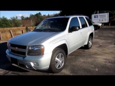 2007 Chevrolet Trailblazer LT Start Up, Engine & Review