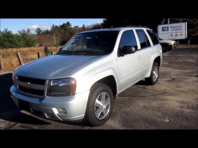 2007 Chevrolet Trailblazer Lt Start Up Engine Review Video Watch