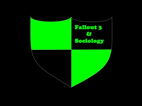 Podcast Plays Pilot - Fallout 3 & Sociology