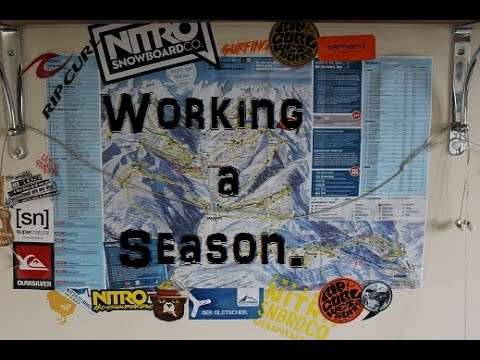 ThisIsWanderlust: Working A Ski Season: The Good & Bad + Season Story
