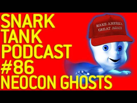 Download The Snark Tank Podcast: #86 - Conservative Ghosts