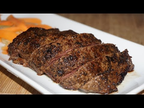 How Cook Steak Perfectly Every Time  Pan Seared Steak Recipe!