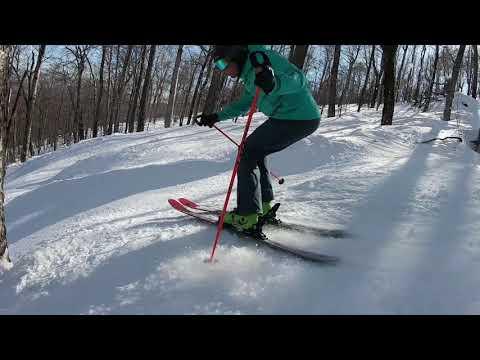 2020 Ski Test Nordica Enforcer 110 Free Skis Youtube