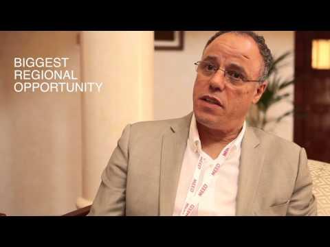 #AHIC16 Advisor Series: Abdellah Essonni,CEO, Abjar Hotels