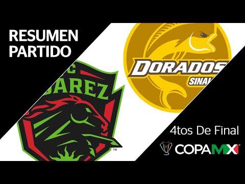 Juarez Dorados de Sinaloa Goals And Highlights