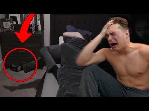 DEMON DRAGGED ME OUT OF MY BED! (REAL PARANORMAL ACTIVITY)