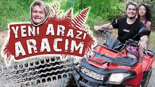 YENİ ARAZİ ARACIM ! - ATV