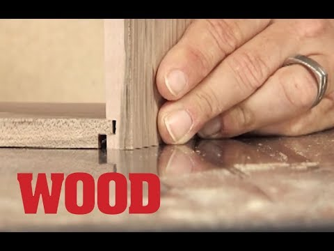 How To Make Drawers with Lock Rabbet Joints - WOOD magazine
