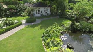 Gartengestaltung: Der Rosengarten