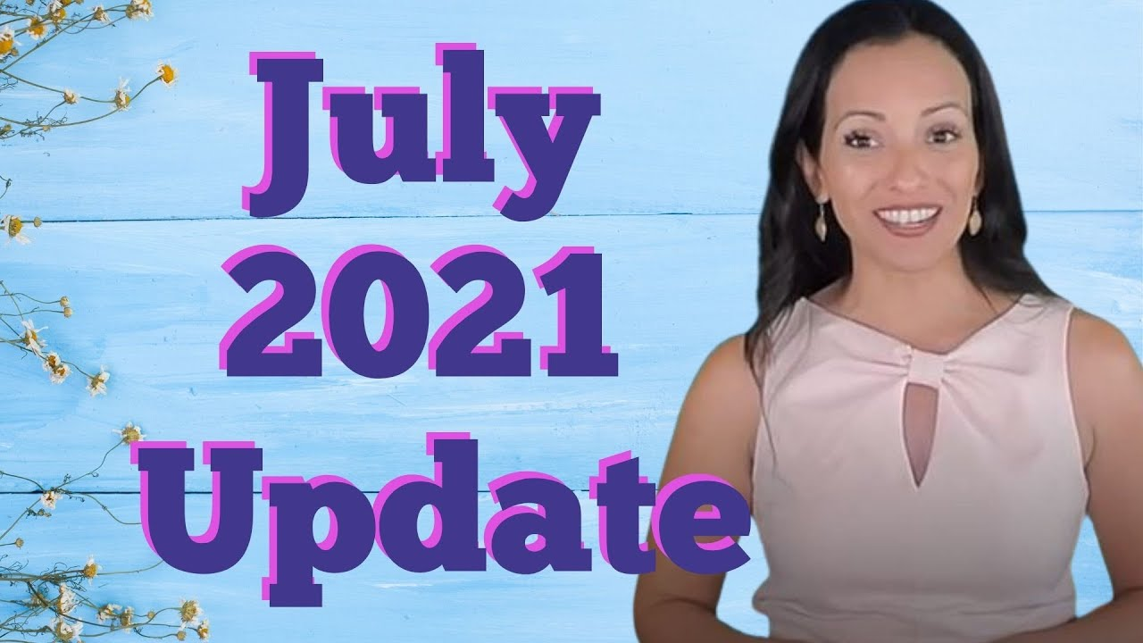 Local Real Estate Update for July 2021