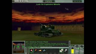 Recoil [1999 Tank Game] Level 2 [NO COMMENTARY]