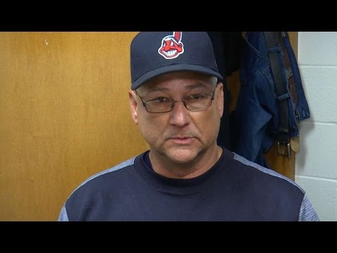 CLE@HOU: Francona on strong performance vs. Astros