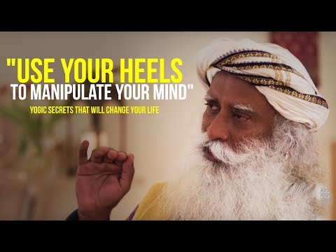 You Have No Idea HOW MUCH POWER Is In Your HEELS  Sadhguru