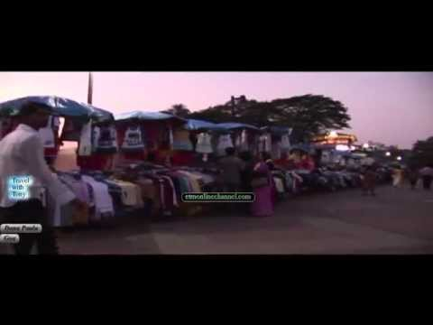 PANJIM | CAPITAL CITY OF GOA | TRAVEL TV