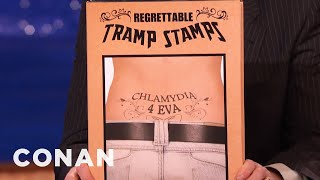 Coffee Table Books That Didn t Sell 01/06/16 - CONAN on TBS