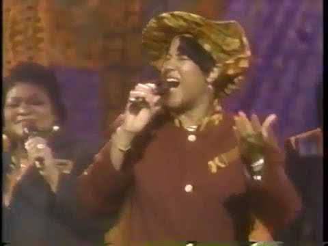 Sounds Of Blackness -  Optimistic  (Showtime At The Apollo March 5 1994)