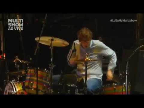 The Black Keys - Run Right Back (Lollapalooza Brasil 2013)