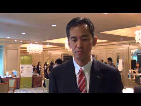 CMO Japan 2014 - Interview: Kei Date, OMRON Corporation