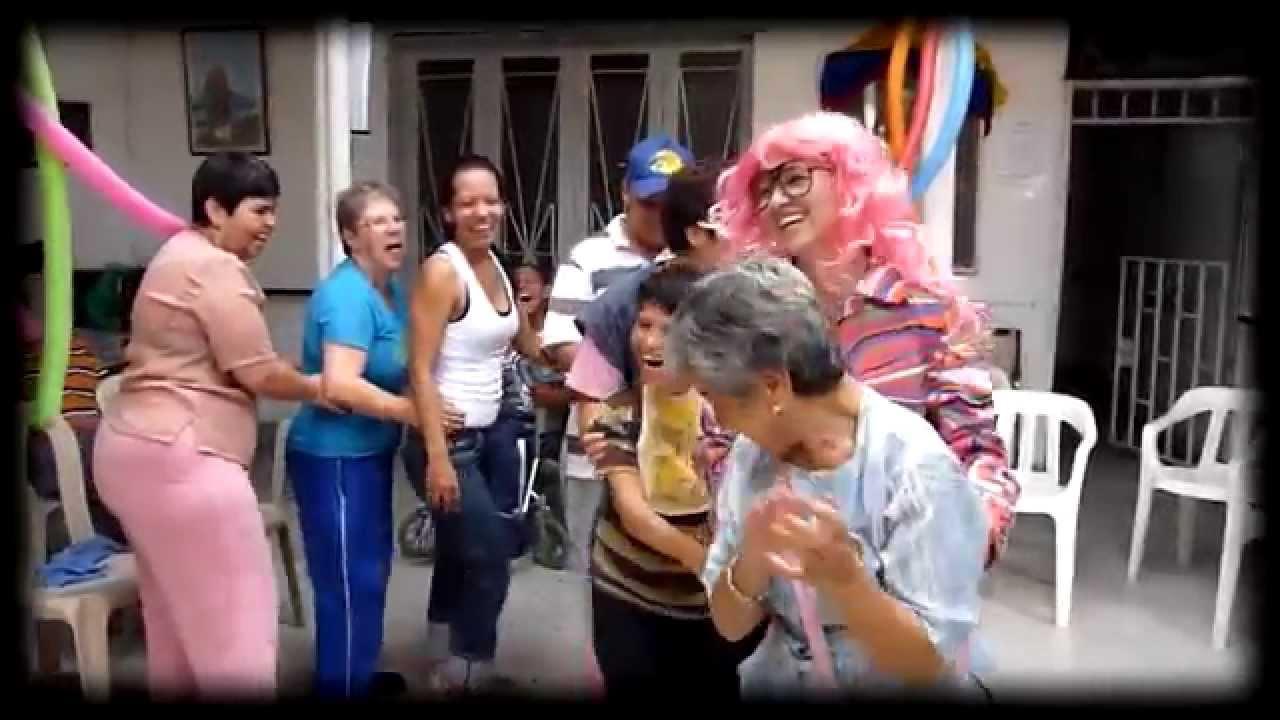 Video de jornada social en el hogar del desvalido youtube for Decoracion del hogar barranquilla