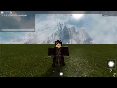 Roblox: Magic Training Spells