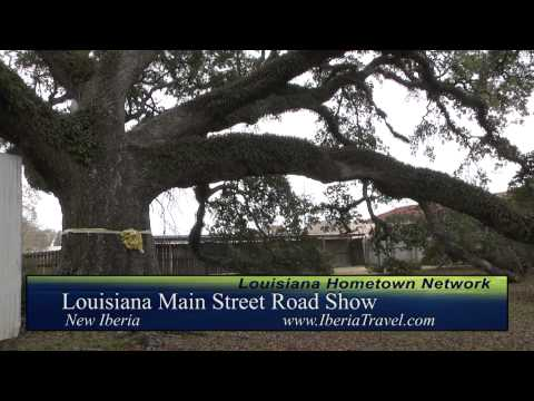 New Iberia - Louisiana Main Street Road Show