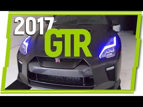 Gnarliest 2017 Nissan GTR Headlights on Earth!!!