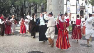 Baile do Alla moda - Folclore da Ponta do Sol