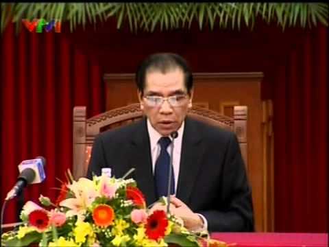 Tong Bi thu Nong duc Manh tiep doan kieu bao ve du...