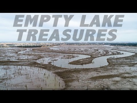 Treasure Found in Empty Australian Lake