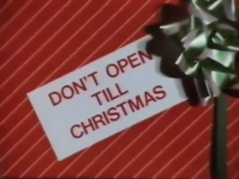 Don't Open till Christmas (1984