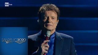 """Sanremo 2020 - Massimo Ranieri canta """"Mia ragione"""""""