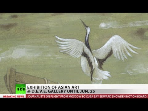 Asian culture festival 'rAsia' kicks off in Moscow