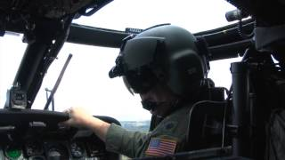 Air Combat Command Chief Flight to Fort Drum