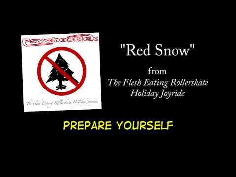 Red Snow + LYRICS by Psychostick [Official]